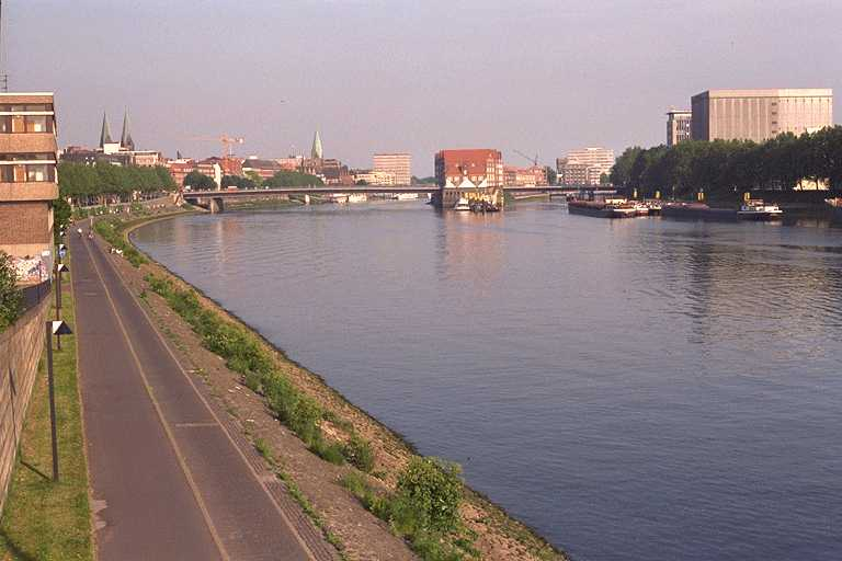Weser River photo